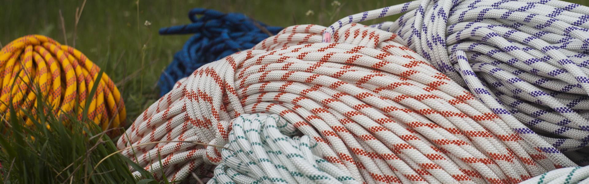 ФОП Шевель: верёвки, шнуры, петли